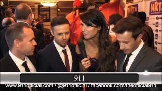 911 - Interview - The National Reality TV Awards (2013)