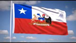 "National Anthem of Chile (""Himno nacional de Chile"") Flag President of Chile"