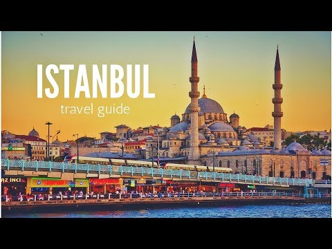 ISTANBUL Travel Guide, 5 best place in istanbul that you must visit !!