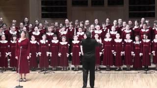 Прекрасное далеко, средний и старший хор