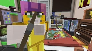 Minecraft Xbox - Archer Challenge - Battle Mini-Game