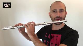 "Chick Corea ""Spain"" by Sarpay Özçağatay (jazz flute)"