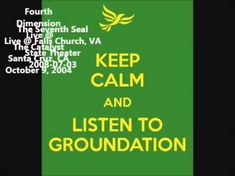 Groundation - Nyabinghi Order - Fourth Dimension...