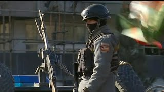 Kabul Intercontinental Hotel siege ends after 13 hours