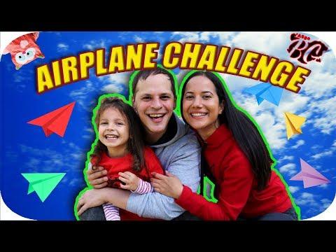 AIRPLANE CHALLENGE