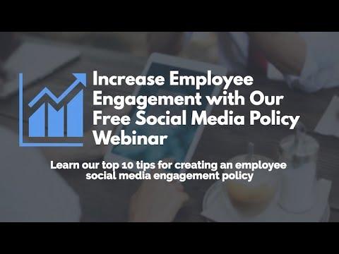 Social Media Policy Webinar Preview Video