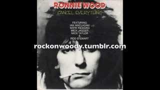 Ronnie Wood - Cancel Everything