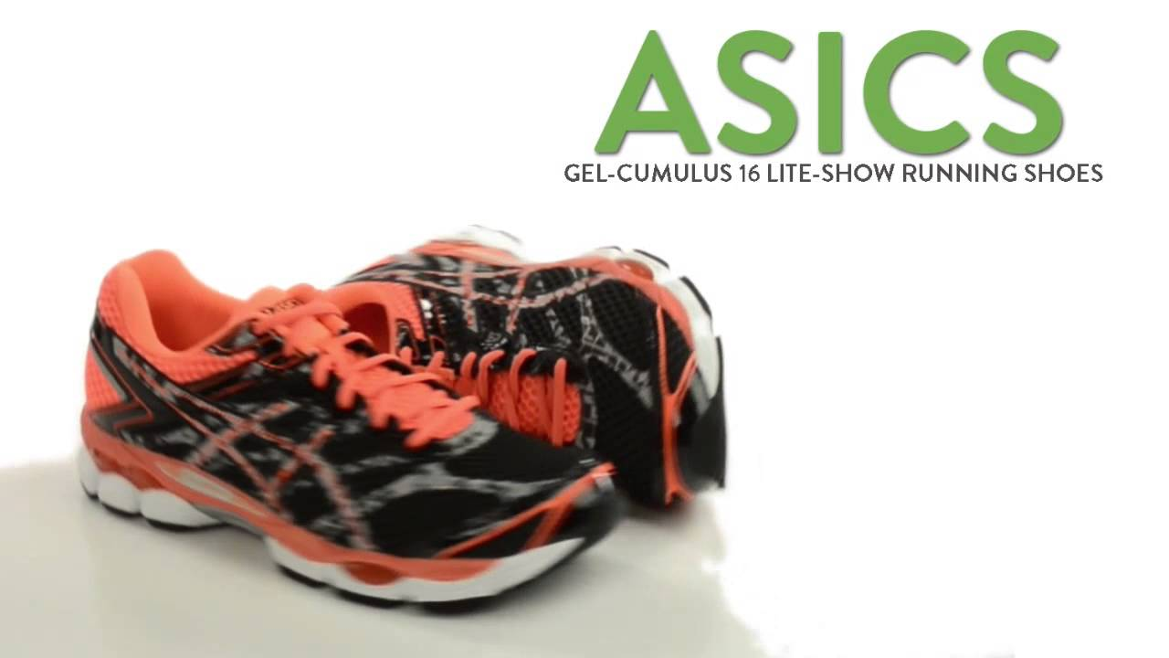 bd58556baa0 Asics GEL-Cumulus 16 Lite-Show Running Shoes (For Men) - YouTube