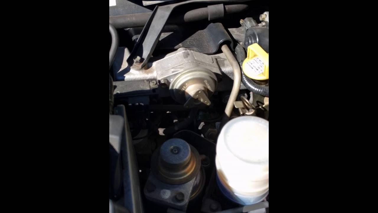2001 isuzu bighorn 4jx1 turbo diesel - youtube