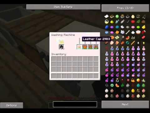 Minecraft ITA MOD #10 Jammy furniture