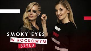 Trendy Jesień 2017 – Smoky eyes w rockowym stylu [SEPHORA]