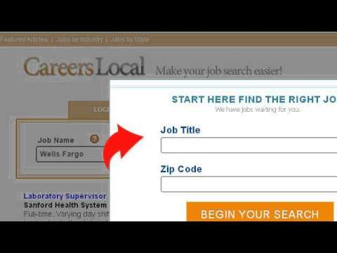 How-To Apply For Bank Jobs