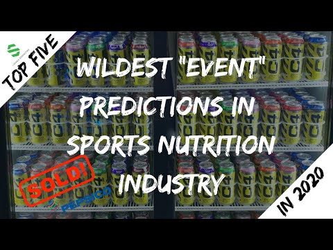 """5 """"Wild"""" Event-Based Predictions for Sports Nutrition Industry in 2020"""