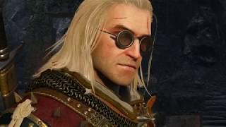 The Witcher 3: Wild Hunt – Hearts of Stone (загадка гюнтера о'Дима/одна из концовок)