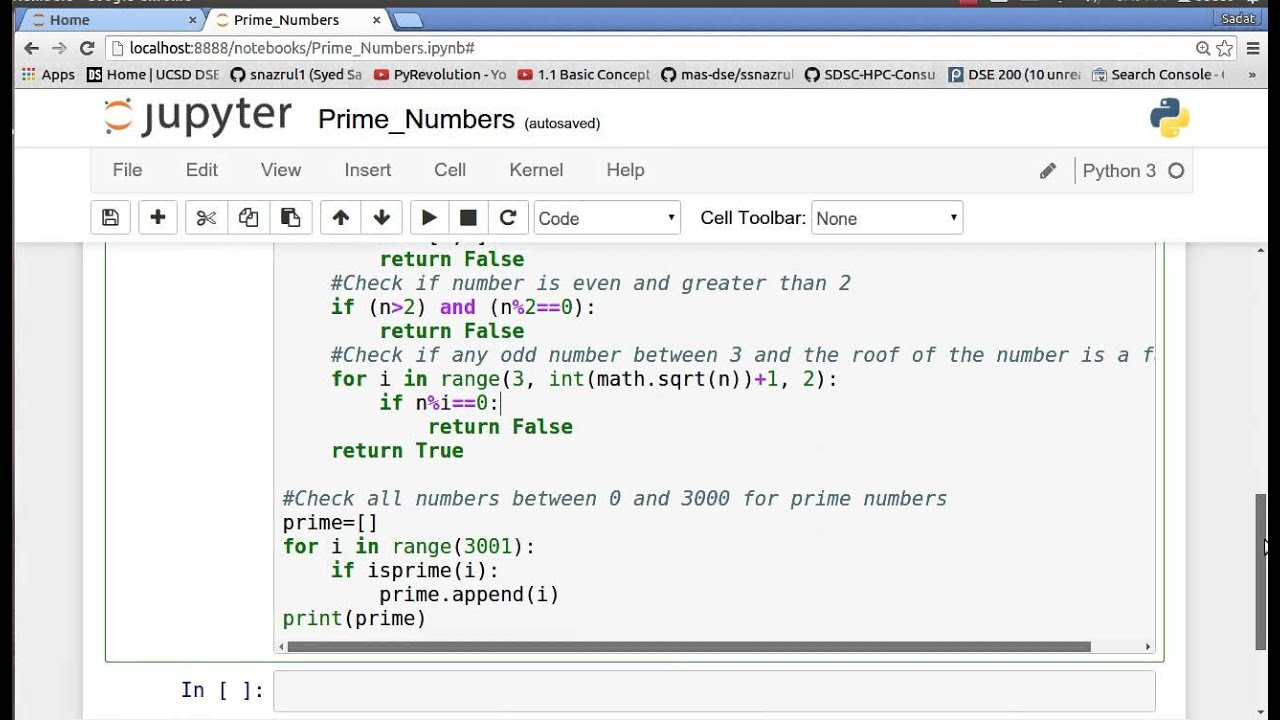 write a program in python to add two numbers