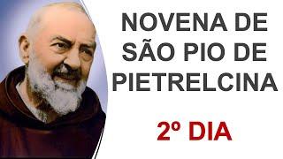 2º dia - Novena de São Pio de Pietrelcina