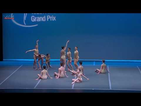 The School Of Cadence Ballet - A Glacier (YAGP Toronto Semi-Finals)