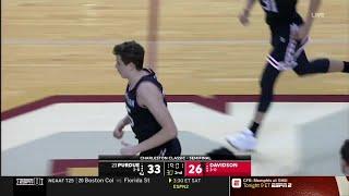 Highlights: Davidson vs. Purdue | Big Ten Basketball thumbnail
