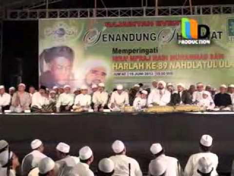 Habib Syech bin Abdul Qodir Assegaf   Ya Robbi Sholli Ala Muhammad