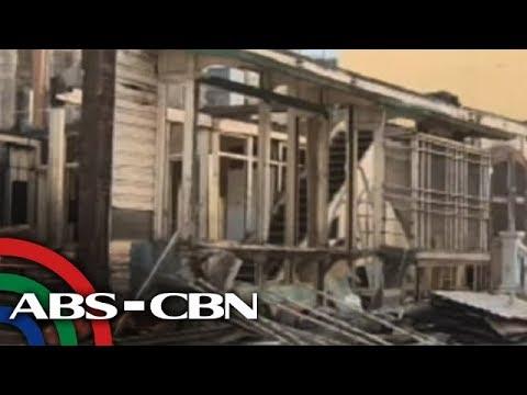 Bandila: Makasaysayang bahay sa Tacloban, giniba