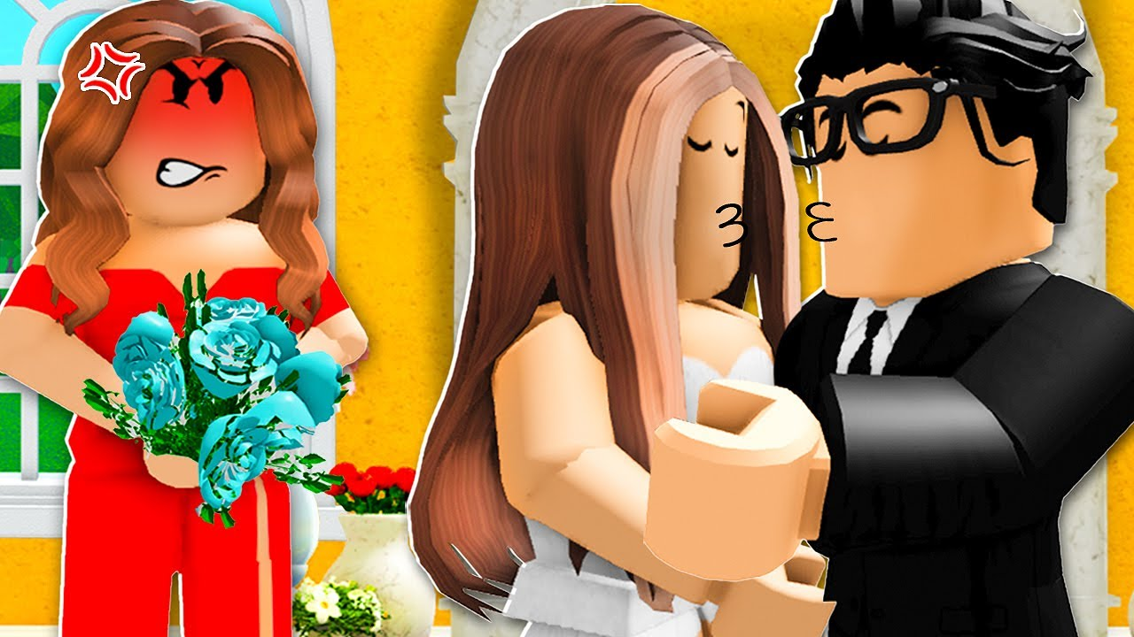 SINGLE Girl HATES Her MARRIED Friend! (Roblox)