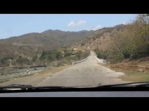 Cuba-Sights and Sounds: Cuba National Highway N20, Sierra Maestra,