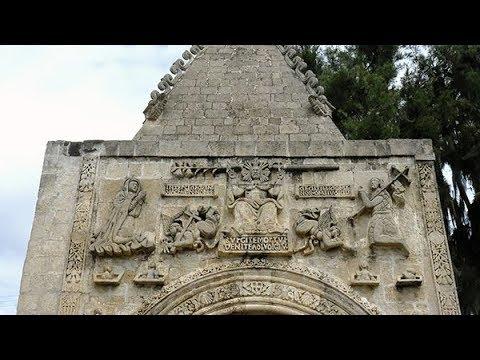 La Capilla Posa de San Andrés Calpan, Puebla, México