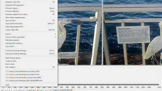 How to use Virtual Dub Video editing software to edit videos free