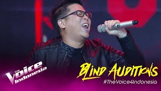 Williem Making Love Out Of Nothing At All Blind Auditions The Voice Indonesia GTV 2019