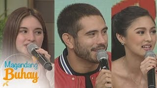 Gambar cover Magandang Buhay: Kim, Gerald, and Coleen recall their priorities when  they were younger