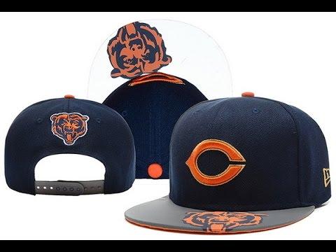 526ddced5 Unboxing Aliexpress # Boné New Era Chicago Bears - YouTube