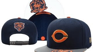 Unboxing Aliexpress # Boné New Era Chicago Bears