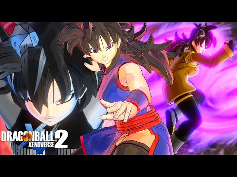 TOO MUCH DAMAGE! A Female Saiyan's True Potential!   Dragon Ball Xenoverse 2