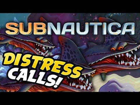 Responding to Distress Calls! 🐠 Subnautica • #08