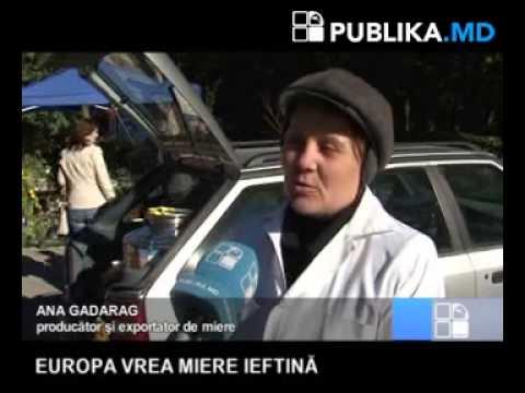Mierea din Moldova e considerată prea scumpă