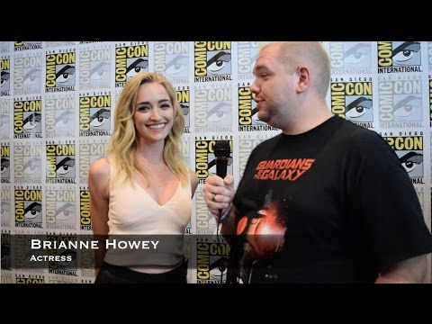 60 Seconds with Brianne Howey