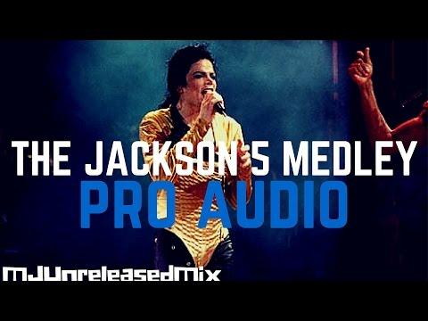 Michael Jackson - The Jackson 5 Medley (Bremen 1992) | (Pro Audio)