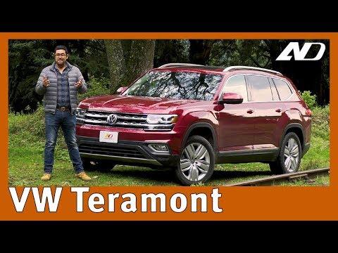 Volkswagen Teramont (Atlas) - El monstruo alemán