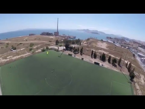 Athens FPV Court Freestyle