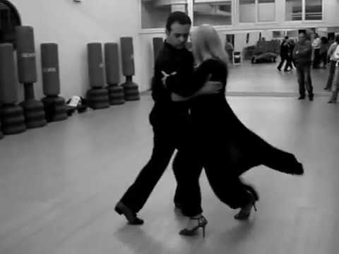 Tango Argentino - La Cumparsita - Daniele y Olga MuyLindoTango
