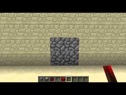 minecraft eine moderne garage bauen tutorial gtinhd doovi. Black Bedroom Furniture Sets. Home Design Ideas