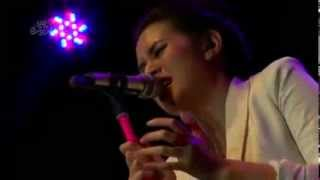 Video Raisa - The Scientist (Live at Java Soulnation 2013) download MP3, 3GP, MP4, WEBM, AVI, FLV Oktober 2017