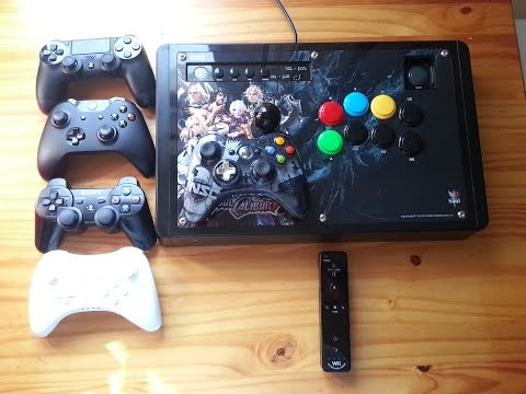 CronusMax - Use your Expensive Fightstick or ANY controller on ANY CONSOLE!