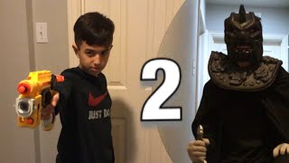 Ultimate Nerf War 2 | Avenging Those Lost
