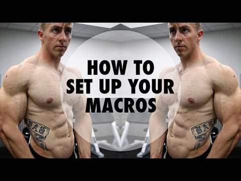 How To Set Up Your Macros
