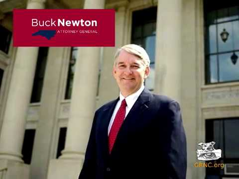 Elect Buck Newton NC Attorney General In 2016