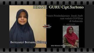 Download Lagu HIMNE GURU -  LAGU WAJIB NASIONAL Feat Kolaborasi Peserta didik, SD SAINS AL BIRUNI mp3