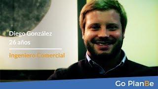 Testimonial Go PlanBe | Diego González