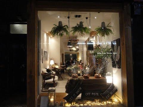 A peek inside Nina's House - a unique, bespoke furniture shop on the King's Road, Chelsea, London, S
