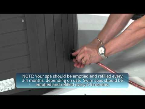 How to operate your Vortex Spa - Spa World